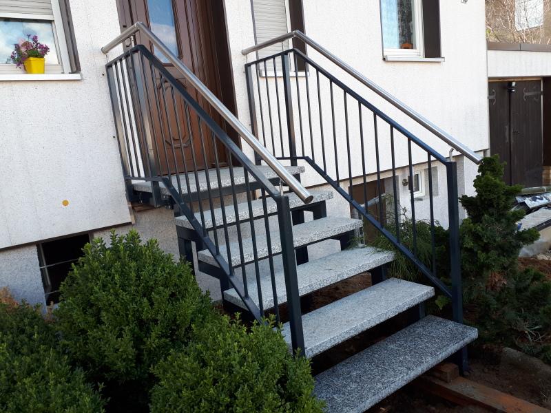 granit treppen aus polen cool verwandter beitrag von. Black Bedroom Furniture Sets. Home Design Ideas